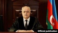 Hakim Cavid Hüseynov (Foto: courts.gov.az)