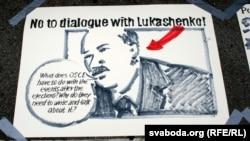 Prezident Aleksandr Lukaşenka başga pikirdäkileri we garaşsyz mediany basyp ýatyrmak bilen Belarusa 1994-nji ýyldan bäri baştutanlyk edip gelýär.