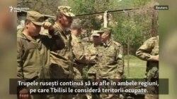 Rusia vs. Georgia: războiul care a zguduit Caucazul