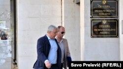 Vrhovni državni tužilac spriječio određivanje pritvora za Andriju Mandića i Milana Kneževića