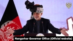 آرشیف/ رئیس جمهور محمد اشرف غنی