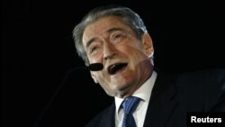 Премиерот на Албанија Сали Бериша.
