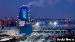 Самарский железнодорожный вокзал (фото samara.ru)