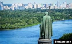 Пам'ятник Великому князю Київському Володимиру (979–1015), правителю і хрестителю України-Русі