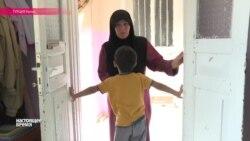 Покинуть Сирию удалось, страдания продолжаются