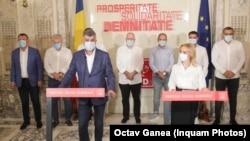Prezentarea candidaților PSD pentru primăriile de sector din București
