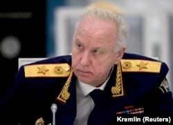 Printre cei vizați ar fi și Aleksandr Bastrykin, șeful Comitetului de Anchete al Rusiei
