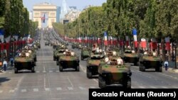 Parada u Parizu