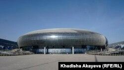 """Семейдегі бұл стадион """"Елбасы Арена"""" деп аталуы мүмкін."""