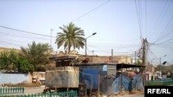مولدات كبيرة في إحدى مناطق بغداد