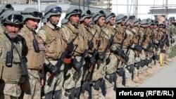 Ushtria Kombëtare e Afganistanit...