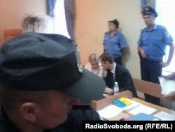 Юлия Тимошенко суд залида.