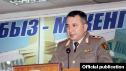 Райиберди Дуйшенбиев