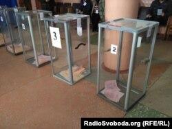 Избирательный участок в Краснореченской ОТГ