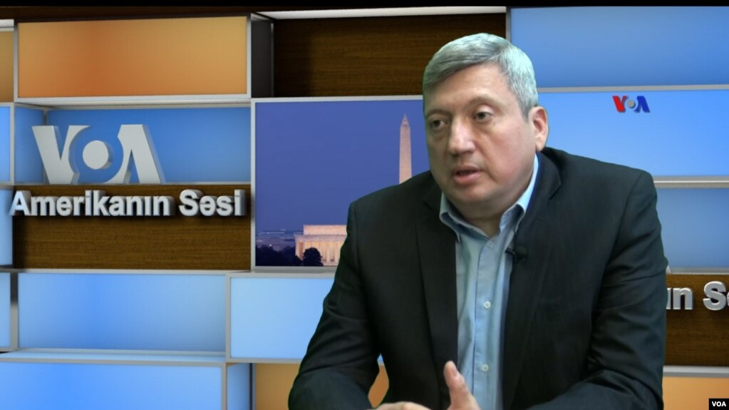 """Tofiq Zülfüqarov: """"Gərginliyə təkan verənlərdən biri Sergey Lavrovdur"""" (Video)"""