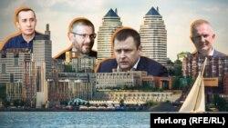 Чинному меру Борису Філатову на виборах протистоятимуть одвічні суперники і новий кандидат від партії влади