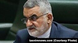 Председатель комиссии по национальной безопасности и внешней политике парламента Ирана Аладдин Боруджерди.