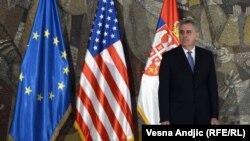 Presidenti i Serbisë Tomisllav Nikoliq