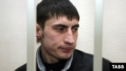 """Алмаз Василов – один из осужденных по делу о пытках в казанском отделе полиции """"Дальний"""""""