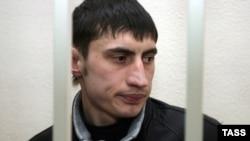 Алмаз Василов, один из пяти обвиняемых в издевательствах над Назаровым