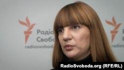 Оксана Корчинська