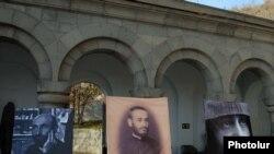 Կոմիտասի 140-ամյակին նվիրված ցուցահանդես, արխիվ