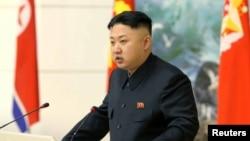 Північнокорейський лідер Кім Чен Ин
