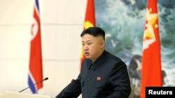 Severnokorejski vođa Kim Jong Un