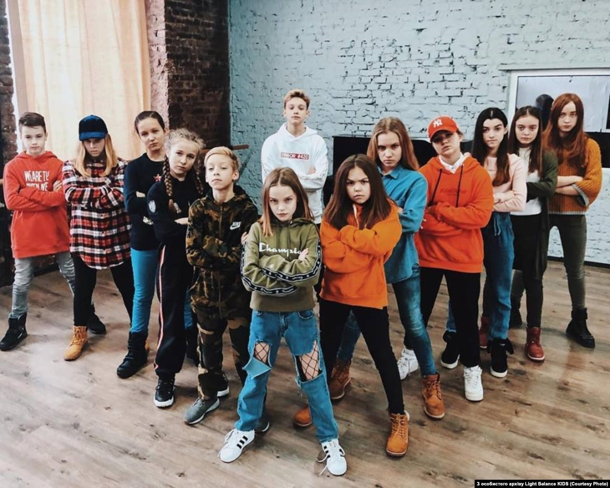 «Световые дети»: украинские танцоры «Light Balance Kids» покорили США