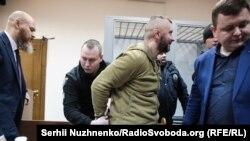 Андрія Антоненка суд заарештував на два місяці