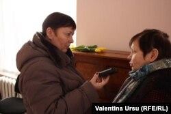 Valentina Ursu și Ana Bejan