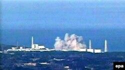 Фукусимадагы атомдук электр станциясы. 15-март, 2011-жыл.