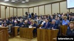 Бюджетка багышланган парламент тыңлаулары