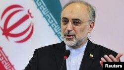 Иранскиот министер за надворешни работи, Али Акбар Салехи.