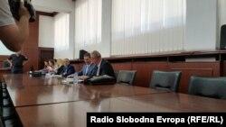 Gruevski u Apelacionom sudu: Jedva čekam da dokažem da sam nevin
