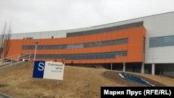 Корпус S кампус ДВФУ