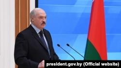 Аляксандар Лукашэнка
