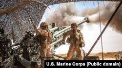 شماری از نیروهای امریکایی در حال نبرد در سوریه