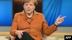 Канцлер Нямеччыны Ангела Мэркель