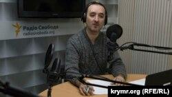 Ведучий Радіо Крим.Реалії Осман Пашаєв