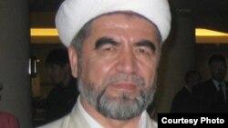 Өзбекстанның танымал мұсылман ғалымы, теолог Мұхаммед Содиқ Мұхаммед Юсуф.
