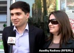 Tariyel Mirzəyev və Leyla Əliyeva