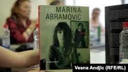 Sa promocije knjige u Beogradu, 20. jun 2013.