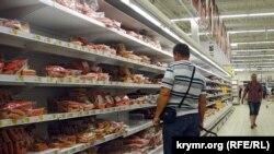 Чиї ж продукти їдять сімферопольці?