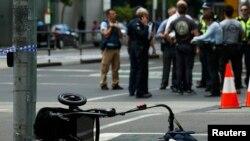 La Melbourne, după atac