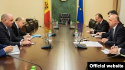 La convorbirile de la Chișinău cu delegația condusă de Grigori Karasin