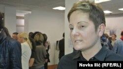 Sladjana Petrović Varagić, smenjena direktorka Kulturnog centra u Požegi.