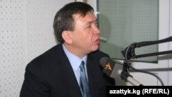 Азамат Арапбаев. Архивное фото.