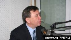 Азамат Арапбаев.