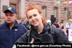 Оксана Чехместренко